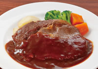 Rib-eye steak ¥1,800
