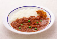 Rice with hashed meat ¥1,050